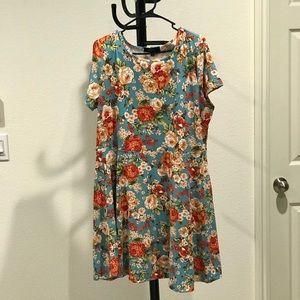 Forever 21 short sleeve dress 2X